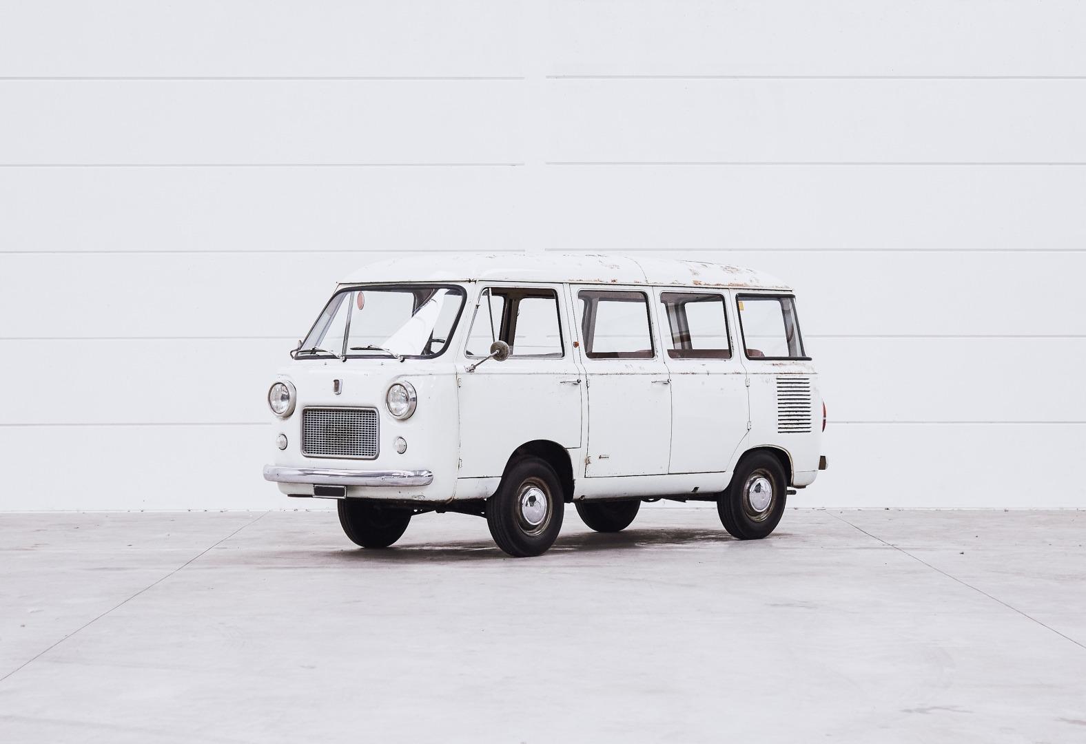 Fiat – 600 T Fissore