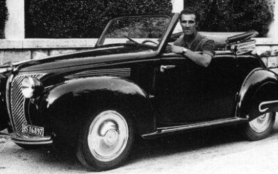 Fiat – 500 A Cabriolet Fona