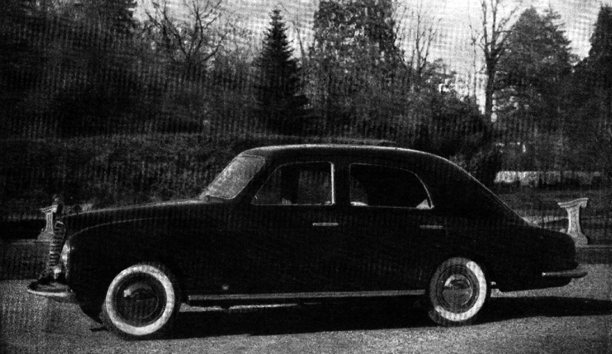 Fiat – 1400 Berlina Castagna