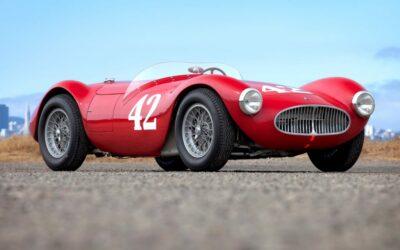 Maserati – A6GCS/53 Spyder