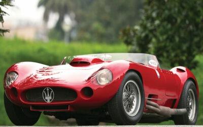 Maserati – 450S Prototipo