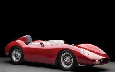 Maserati – 250S