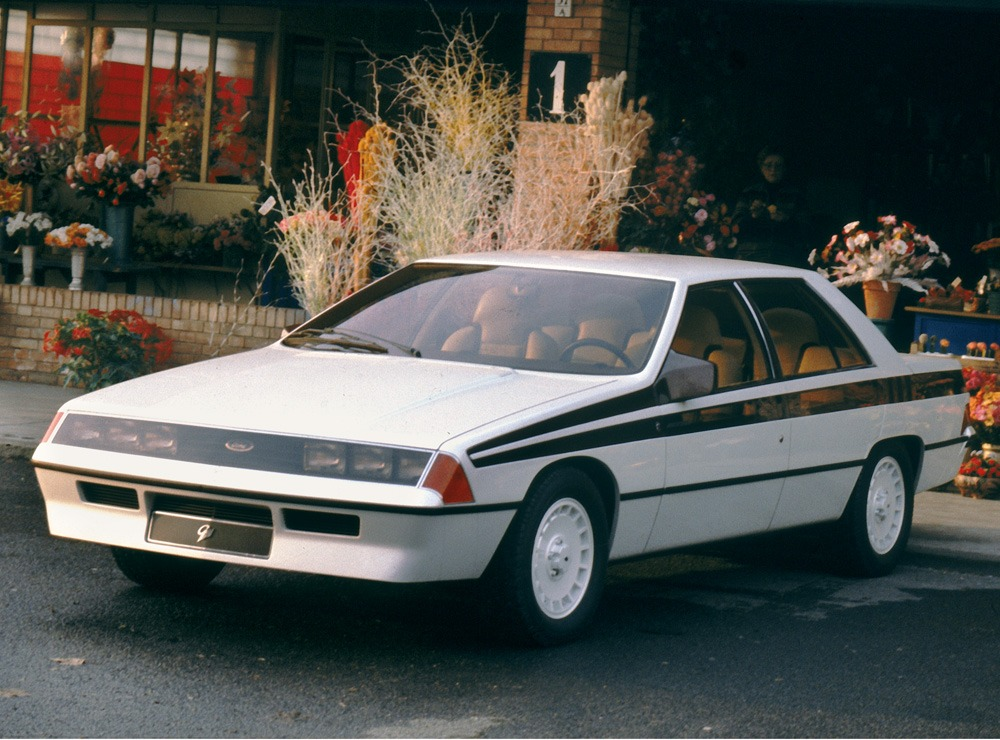 Ford – Granada Altair