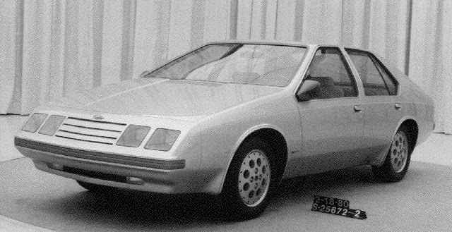 Ford – Probe II