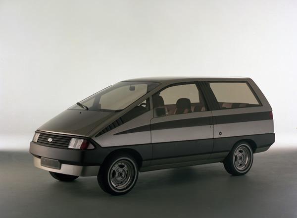 Ford – Aerovan