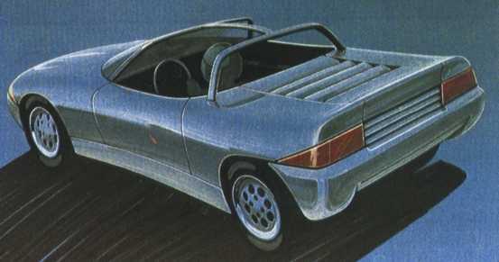 1983_Ghia_Ford_Barchetta_design-sketch_01
