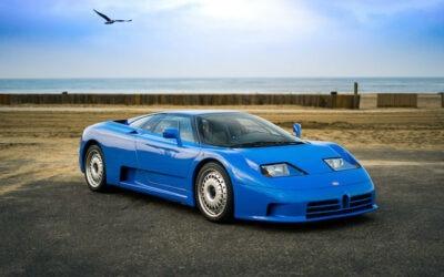 Bugatti – EB110