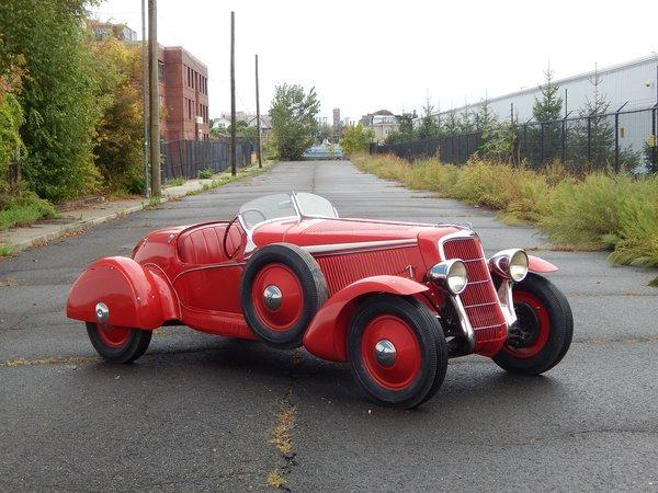 Ford – V-8 Spider Viotti