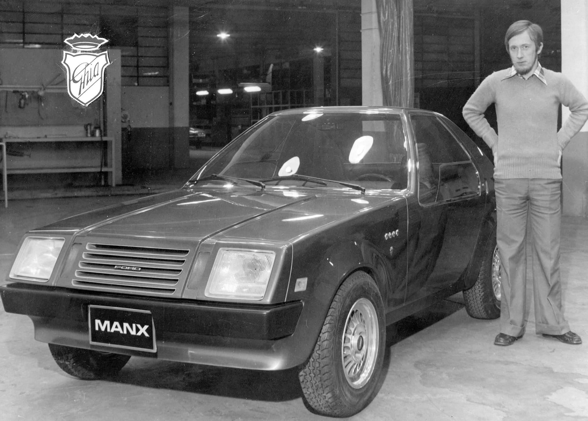 Ford – Manx