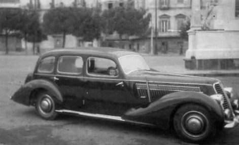 Lancia – Astura Viotti