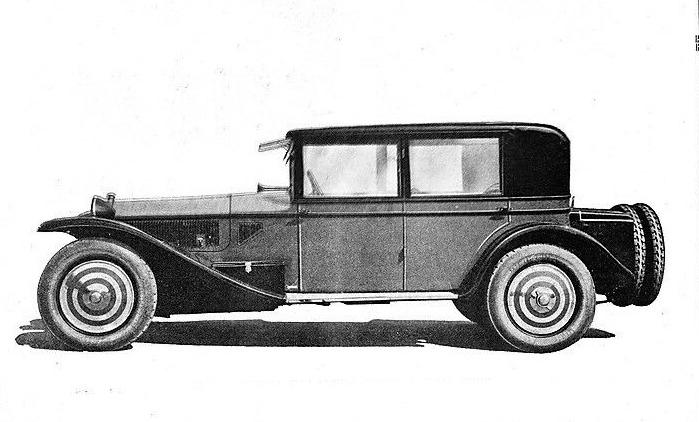 Lancia – Lambda Montescani