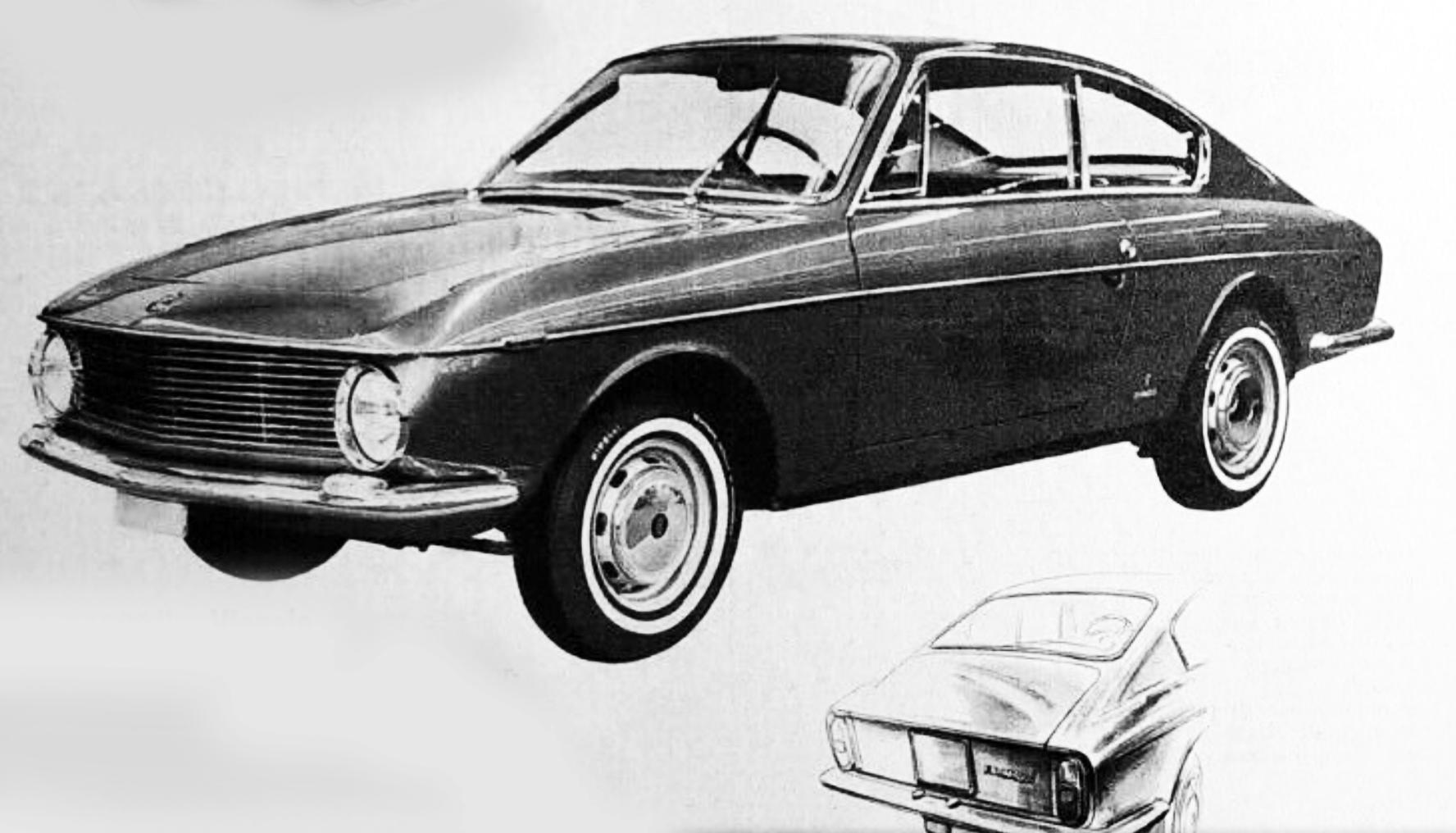 Fiat – 1500 Coupé Vignale