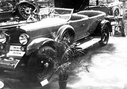 Alfa Romeo – RL Super Sport