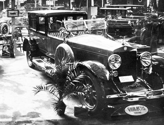 Fiat – 519 Ghia