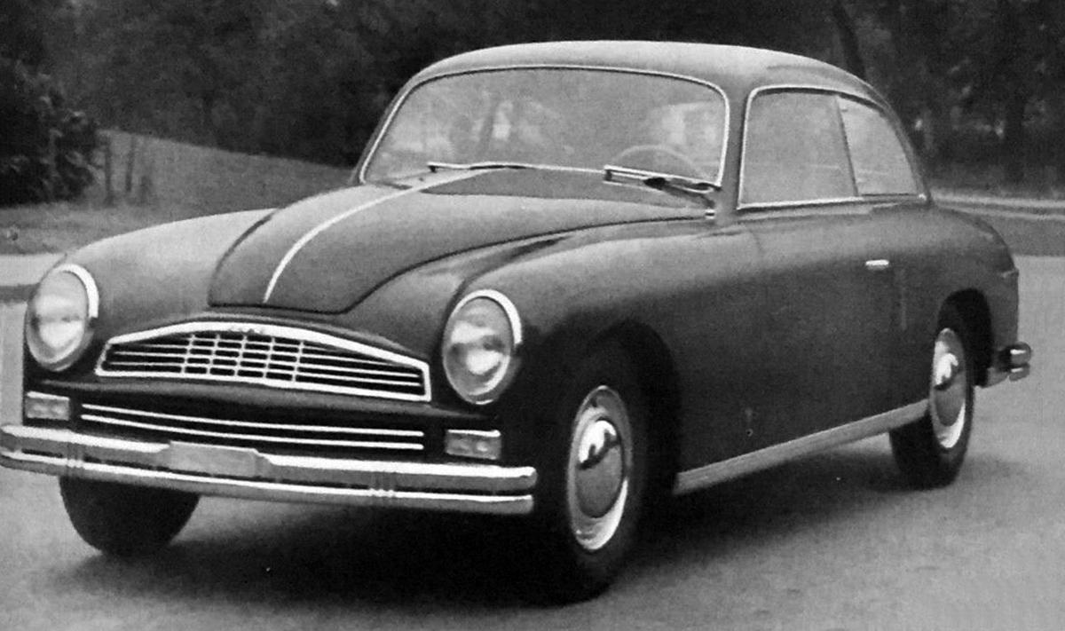 Fiat – 1500 E Bertone