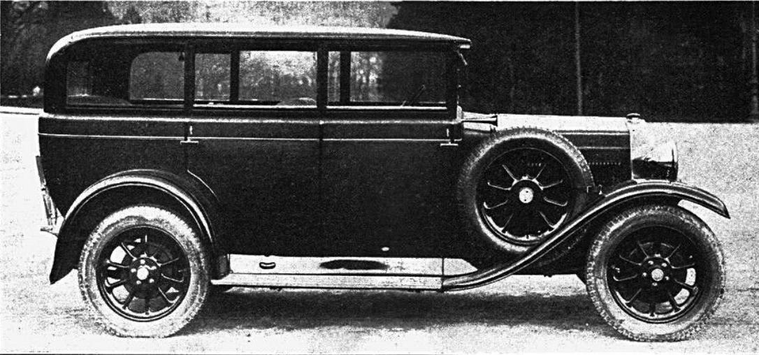 Fiat – 503 Kelsch Casaro