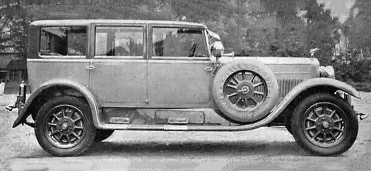 Fiat – 509 Garavini