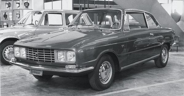 Fiat – 125 Coupé Scioneri
