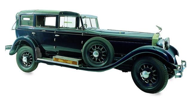 Isotta Fraschini – Tipo 8A Coupé de Ville