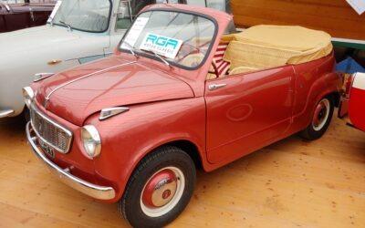 Fiat – 600 Maggiolina