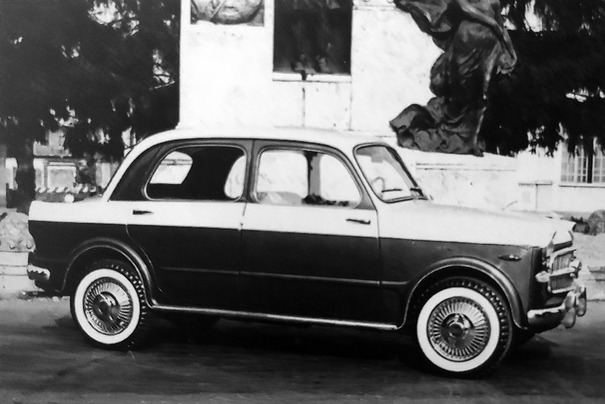 Fiat – 1100/103 Scioneri