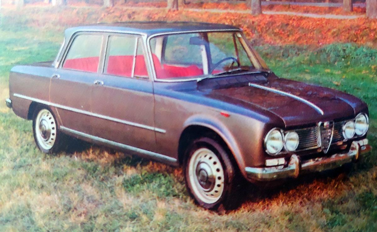 Alfa Romeo – Giulia Scioneri