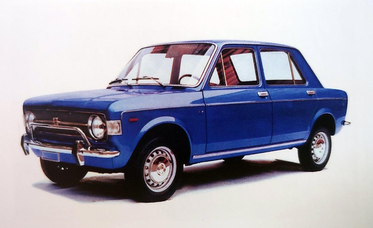 Fiat – 128 Scioneri