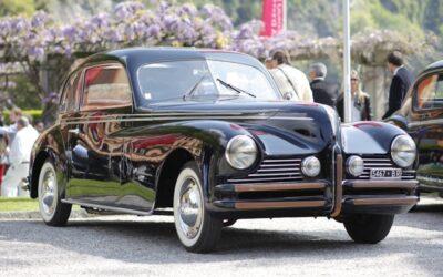 Fiat – 6C 1500 Aerlux