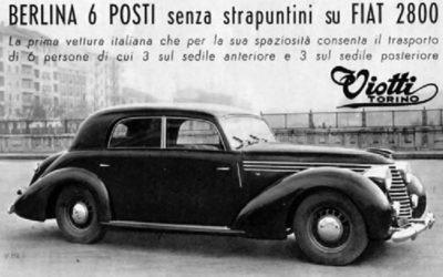 Fiat – 2800 Berlina Viotti