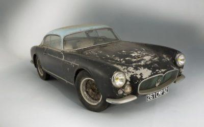 Maserati – A6G 2000 Berlinetta Frua