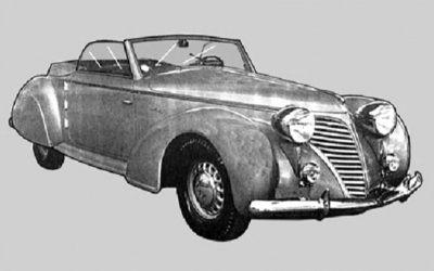 Fiat – 2800 Cabriolet