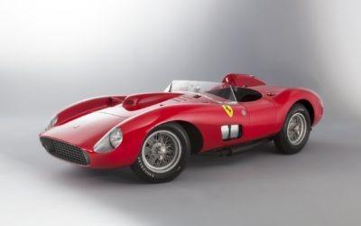 Ferrari – 335 Sport Scaglietti