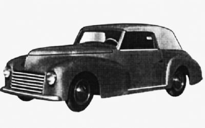 Fiat – 1500 Cabriolet Viotti