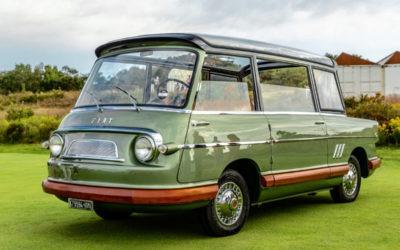 Fiat – 600 Mirafiori