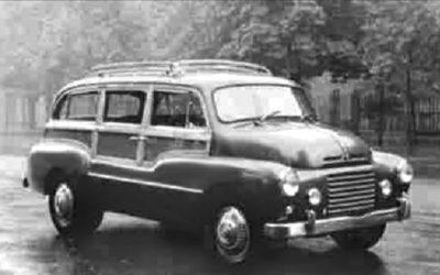 Fiat – 615 Giardinetta Viotti
