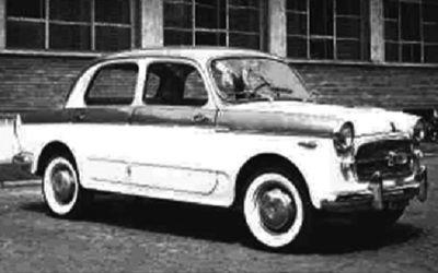 Fiat – 1100/103 Viotti