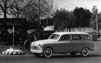 Fiat – 1400 Giardinetta