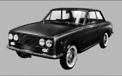 Fiat – 1500 Coupé Viotti