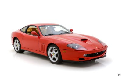 Ferrari – 550 Maranello