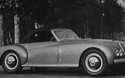 Alfa Romeo – 6C 2500 SS Cabriolet