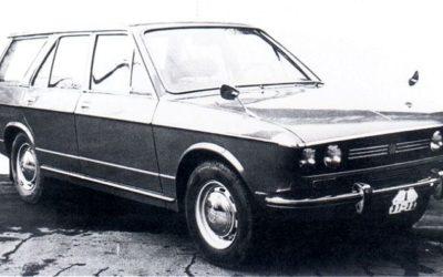Skoda – W720 Wagon