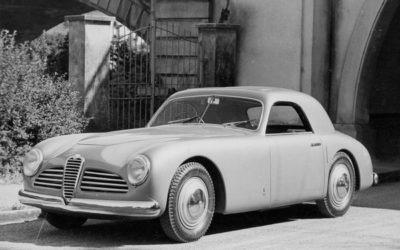 Alfa Romeo – 6C 2500 SS Coupé Pininfarina