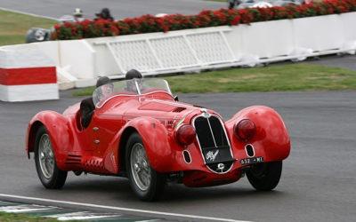 Alfa Romeo – 8C 2900B Spider Touring