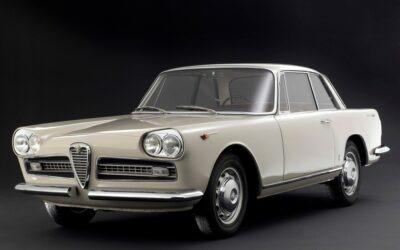 Alfa Romeo – 2000 Vignale