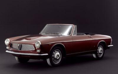 Alfa Romeo – 2600 Spider Ghia
