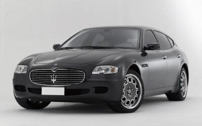 Maserati – Bellagio Fastback