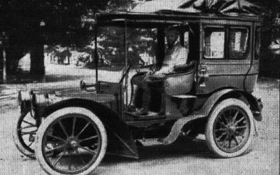 Rochet-Schneider – 16-20 hp Limousine Castagna