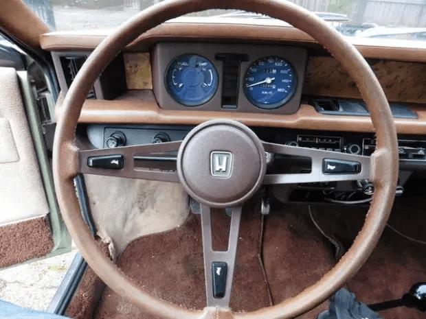 Coggiola Prototype 1976 Honda Civic Lady (3)