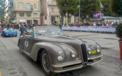 Alfa Romeo – 6C 2500 SS Cabriolet Turinga