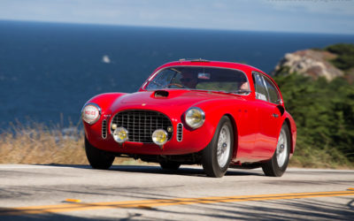 Ferrari – 250 S Vignale